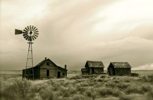 Abandoned Old Ranch 1
