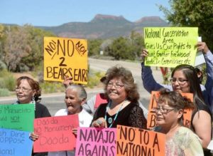 Bears Ears NA Protest 1