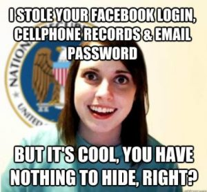 Facebook Spying Meme 1