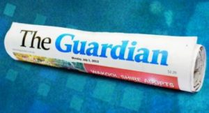Guardian rolled 1