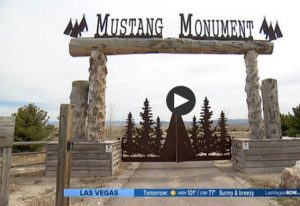 Mustang Monument 1