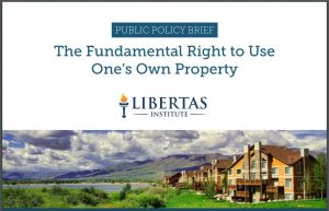 Libertas PPB re Property Rights 2