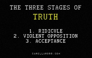 Three Stages of Truth 2