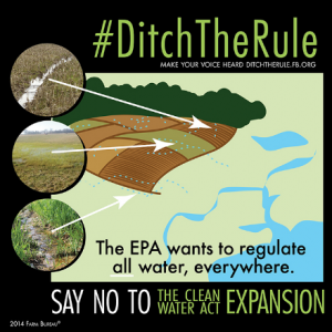 WOTUS Ditch the Rule 1