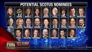 Pot. SCOTUS Nominees 1